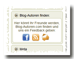 Blog-Autoren.com auf facebook