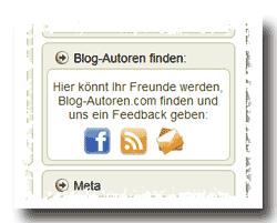 Blog-Autoren.com auf facebook