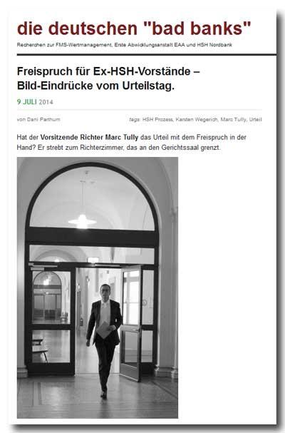 Urteil HSH-Nordbank