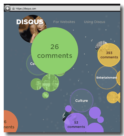 WordPress Plugin disqus